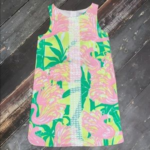 Lilly Pulitzer for Target shift dress girl's NWOT